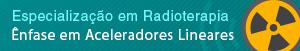 Curso de especialização em radioterapia